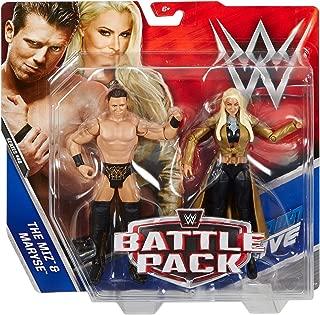 WWE The Miz & Maryse Action Figure (2 Pack)