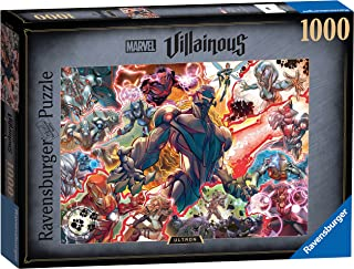 Ravensburger Marvel Villainous Ultron 1000 Piece Jigsaw Puzzles for Adults & Kids Age 12 Years Up