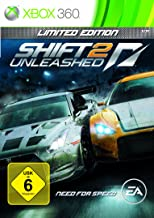 Need For Speed: Shift 2 - Unleashed (Limited Edition) [Importación alemana]