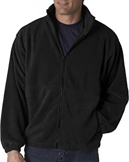 UltraClub 8485 UltraClub Men's Iceberg Fleece Full