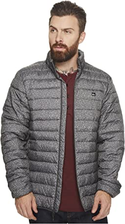 Quiksilver - Scaly Full Zip Jacket