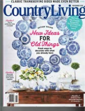 Best country living november issue Reviews