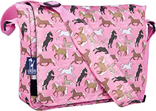 Wildkin Kids Messenger Bag for Boys and Girls,Fits Items up to 13 Inches