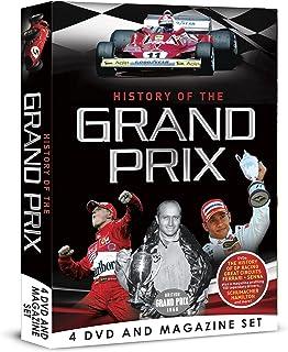 History of the Grand Prix Bookazine Gift Set
