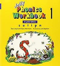 Jolly Phonics Workbooks 1-7