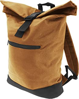 Bagbase Roll-Top Backpack/Rucksack/Bag (12 Litres) (Pack of 2)