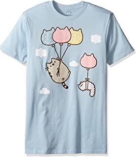Pusheen Men's Balloons T-Shirt