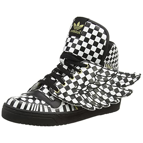 designer fashion b3b26 0c523 adidas Jeremy Scott Wings Opart Men Sneakers Running WhiteMetal GoldBlack  G95768