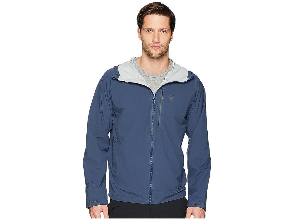 Mountain Hardwear Stretch Ozonictm Jacket (Zinc) Men