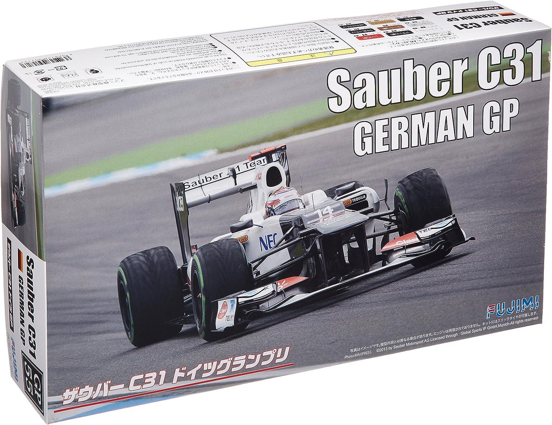 1 20 Grand Prix Series No.55 Sauber C31 German GP (japan import)
