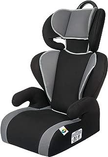 Cadeira Safety e Comfort, Tutti Baby, Preto e Cinza, 15 a 36 kg
