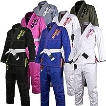 Kids Brazilian Jiu Jitsu Gi Children BJJ Gi Kimonos Lightweight Free White Belt!
