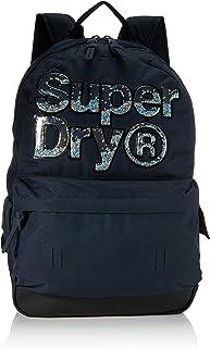 Superdry Damen Aqua Star Montana Rucksack, Einheitsgröße