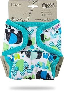 para pa/ñales de tela Petit Lulu Cobertor XL Talla Forest Animals 12-17kg