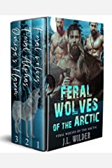 Feral Wolves : Complete Series Box Set Kindle Edition