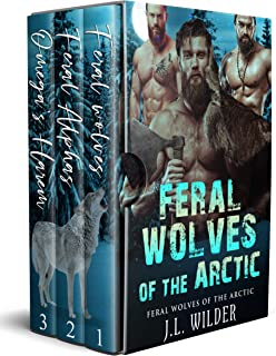 Feral Wolves : Complete Series Box Set