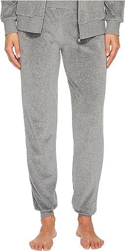 Emporio Armani Chenille Cuffed Pants