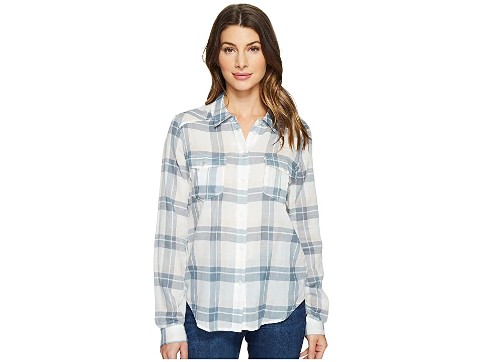 Paige Mya Shirt (Pristine/Stormy Weather/Rose Smoke) Women