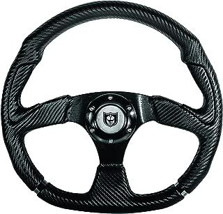 "Pro Armor Assault D-Shaped Steering Wheel 13.5"" P081270"