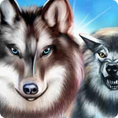 Join the Silverglade pack with 32 story based levels Battle other animals to expand your territory Hunt rabbits, gazelle & sheep to feed your wolves Grow your wolves from pups to proud adults Realistic wolf personalities: Alpha, Beta & Omega Breed wo...
