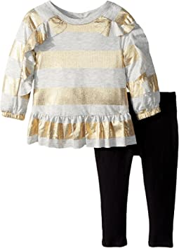 Splendid Littles - Foil Printed Heather Set (Infant)