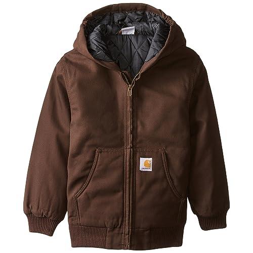 733f999f3def Insulated Jacket Kids  Amazon.com