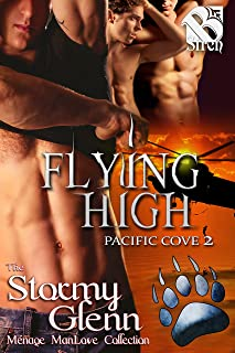 Flying High [Pacific Cove 2] (Siren Publishing The Stormy Glenn ManLove Collection) (English Edition)