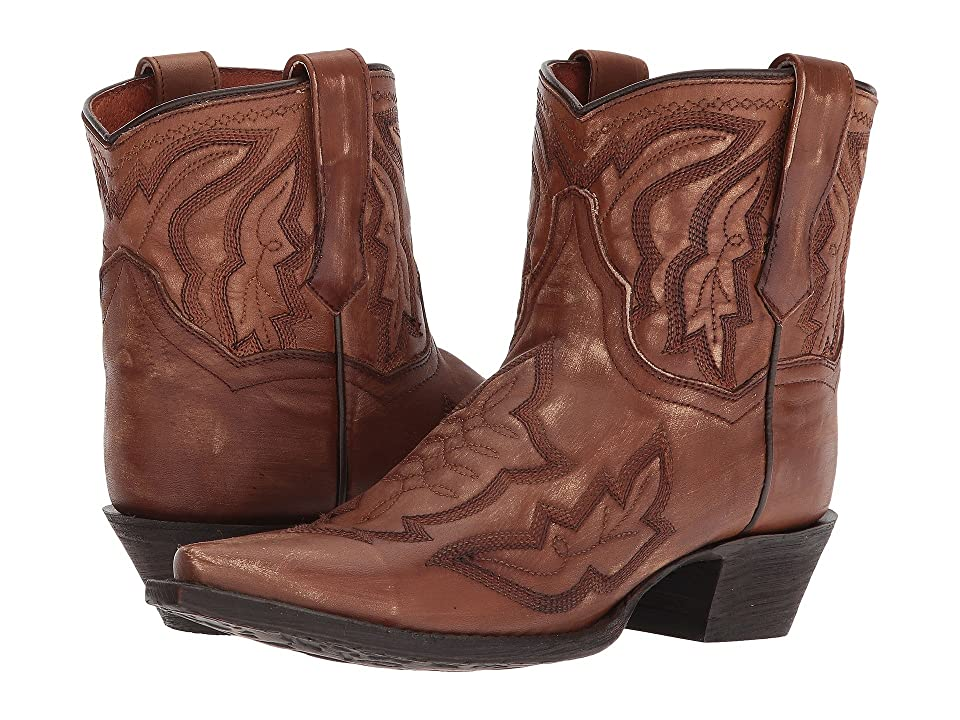 Dan Post Devon (Saddle) Cowboy Boots