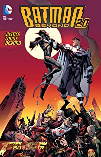 Batman Beyond 2.0, Vol. 2: Justice Lords Beyond