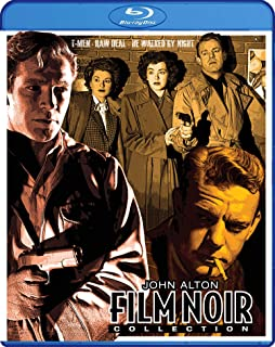John Alton Film Noir Collection T-Men / Raw Deal / He Walked by Night The ClassicFlix Restorations on