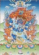 Chemchok Heruka with Consort - Tibetan Buddhist - Tibetan Thangka Painting