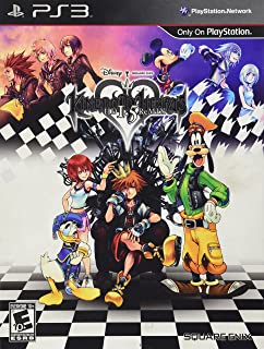kingdom hearts hd edition