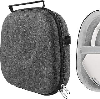 Geekria UltraShell etui na słuchawki AirPod Max, zastępcza ochronna twarda powłoka podróżna torba do przenoszenia z miejsc...