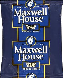 Maxwell House Master Blend Medium Roast Ground Coffee (1.1 oz Bags, Pack of 42)