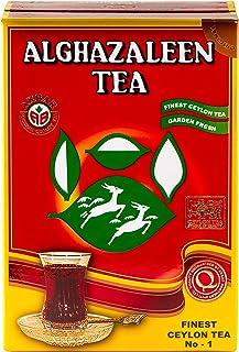 Alghazaleen Tea, 100% Pure Ceylon Tea, Loose, 16 oz