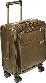 Briggs & Riley @ Baseline Luggage Baseline Commuter Spinner Bag, Olive, Medium