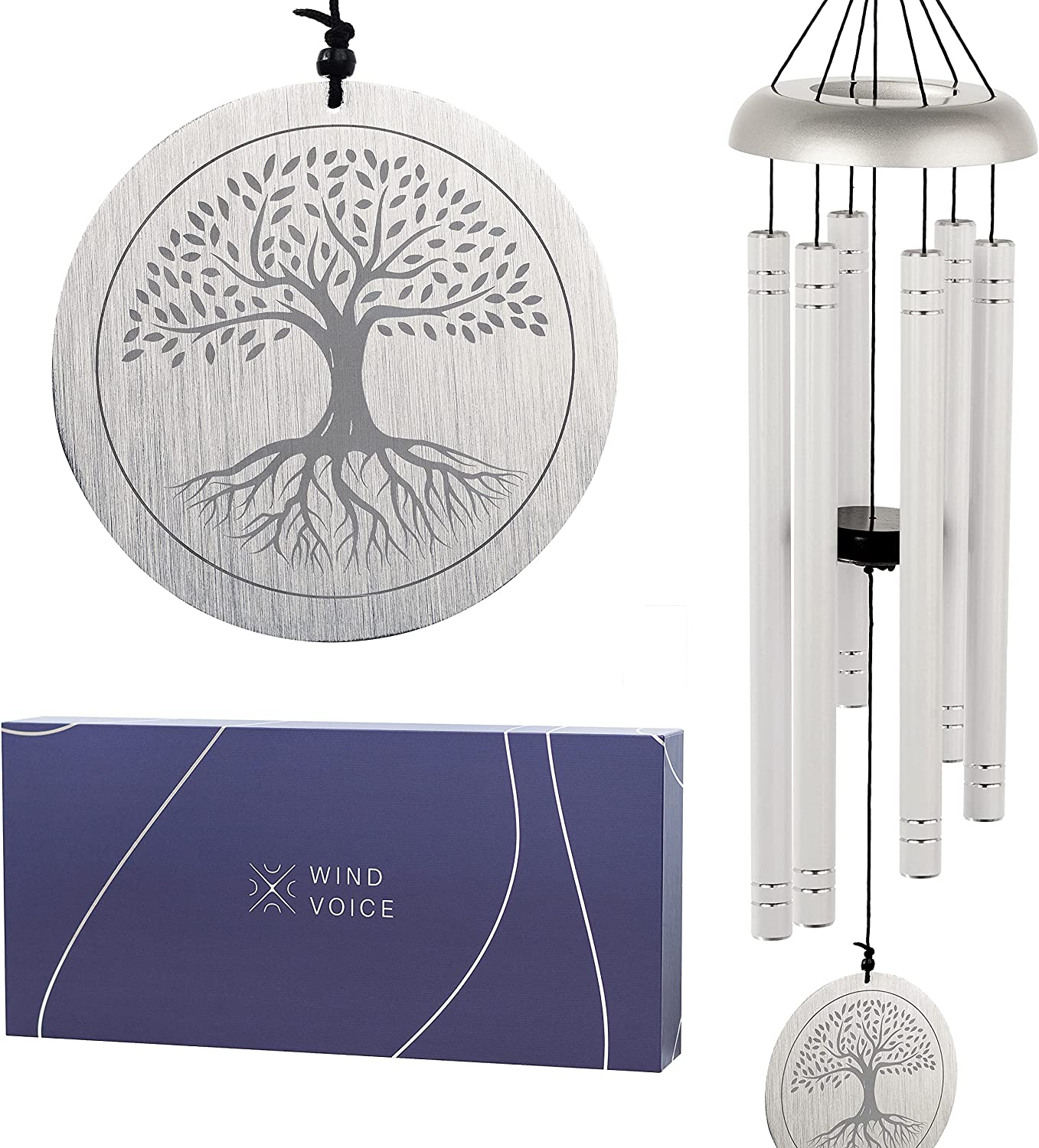 Wind Tucson Mall Voice Sympathy Chimes for Max 69% OFF 36