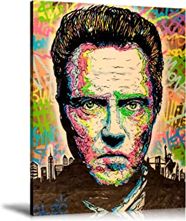 ALEC Monopoly HD Printed Oil Paintings Home Wall Decor Art On Canvas Christopher Walken 24x32inch Unframed