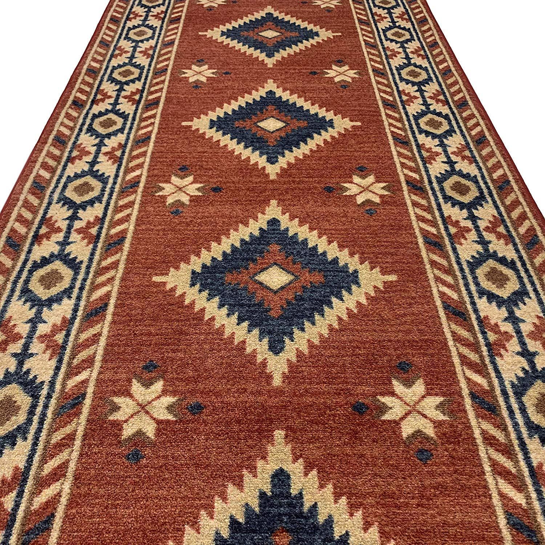 Gorgeous Mushwani Runner Tribal Rug Any Room D\u00e9cor Rug Wool Rug Size; 78 x 378 Tropical Rug CM