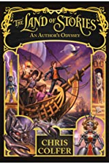 An Author's Odyssey: Book 5 (The Land of Stories) Kindle Edition