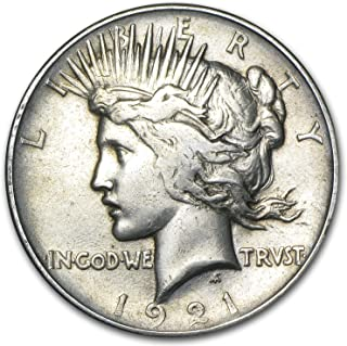 Best 1921 peace dollar Reviews
