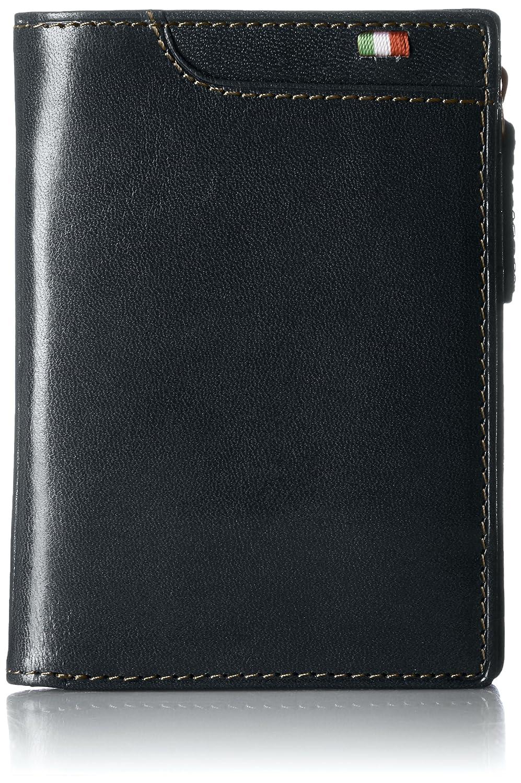 [ミラグロ] 財布 二つ折り財布 小銭入れ タンポナートレザーシリーズ CA-S-571