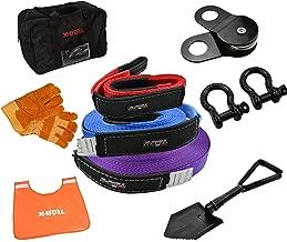 X-BULL Recovery Winch Kit Rigging kit (11PCS)