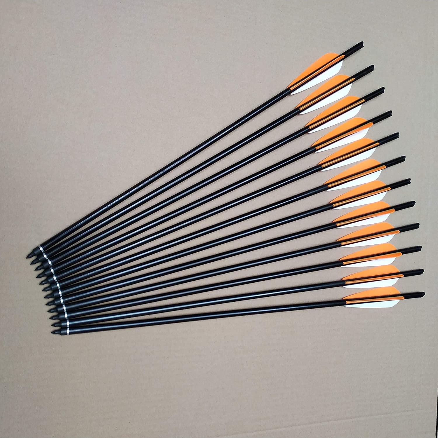 12Pcs Time sale 17'' Aluminium Crossbow sold out Bolts for Crossbo Arrows