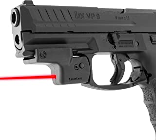 LASERLYTE Laser Sight Trainer for PICATINNY RAIL. LASER DOT for fast aim. LASER TRAINER for firearm training. PUSH BUTTON activation for simple use. AUTO-OFF to save battery life. UPGRADED adjustment screws for fast sight in.
