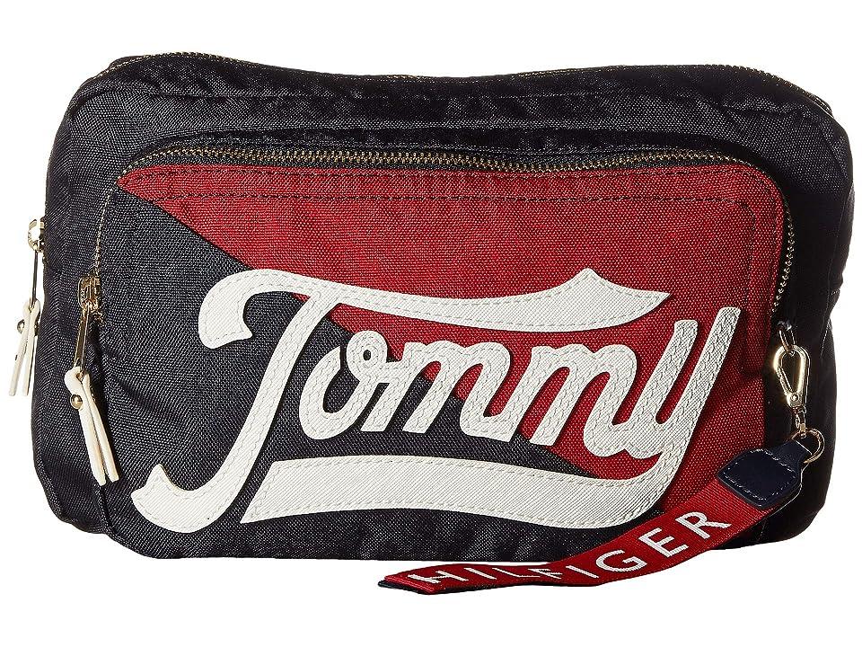 Tommy Hilfiger Daly Duffel (Navy/Multi) Duffel Bags