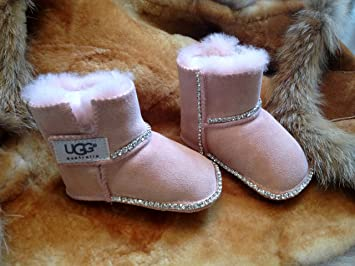 ICY Couture Baby UGGS Boots with Bling