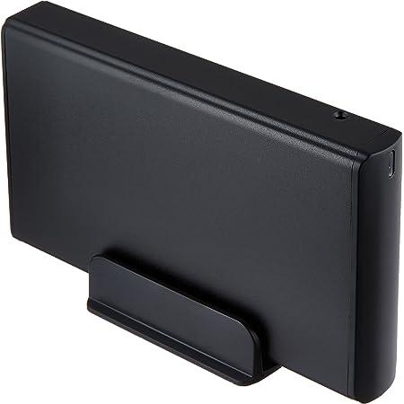 玄人志向 HDDケース(マットブラック) 3.5型対応 USB3.0接続 付属の変換基板を交換することで、IDEとSATAの両方に対応/電源連動機能付き GW3.5IDE+SATA/U3P/MB