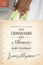 Devocional en un año: Los lenguajes del amor (Spanish Edition)