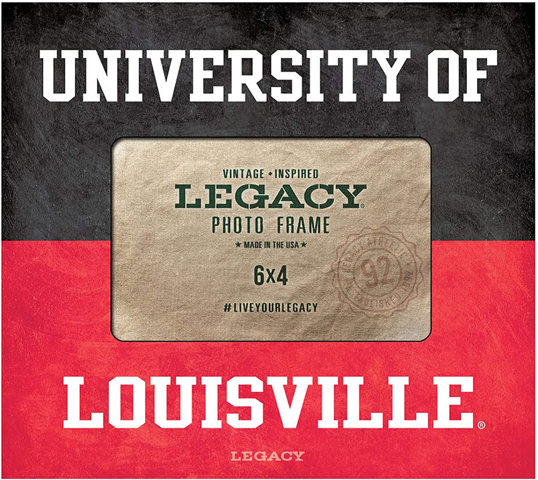 Center 8x9 LEAGUE LEGACY NCAA Fan Shop 4 x 6 Picture Frame